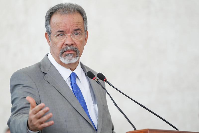 Raul Jungmann foi ministro da Defesa e Segurança na gestão Temer