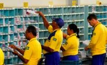 Sindicatos de funcionários dos Correios são contra a quebra do monopólio da estatal (ABr)