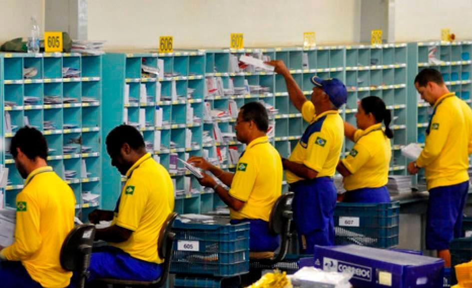Sindicatos de funcionários dos Correios são contra a quebra do monopólio da estatal