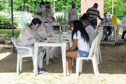 Bahia tem disparada nos casos de Covid-19 (Jefferson Peixoto/Secom)