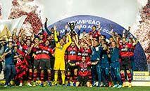 O Campeonato Brasileiro de tantas trocas de liderança obviamente não teria uma rodada final previsível. (Alexandre Vidal / Flamengo)