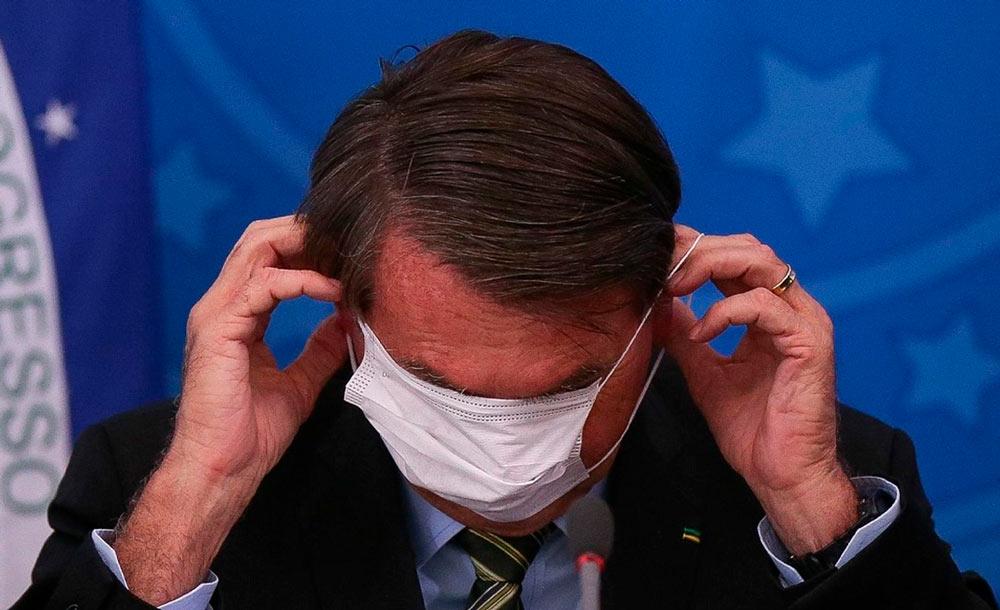Bolsonaro segue negando evidências científicas de prevenção contra a Covid-19