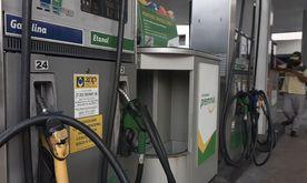 Preço do combustível disparou em 2021 (Fernando Frazão/Abr)
