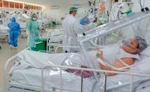 Capitais sofrem também com pressão por transferência de pacientes graves de cidades do interior (ABr)