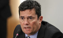 O ex-juiz Sergio Moro alega que há cláusula contratual bloqueando sua participação em assuntos da Odebrecht (Marcos Corrêa/PR)