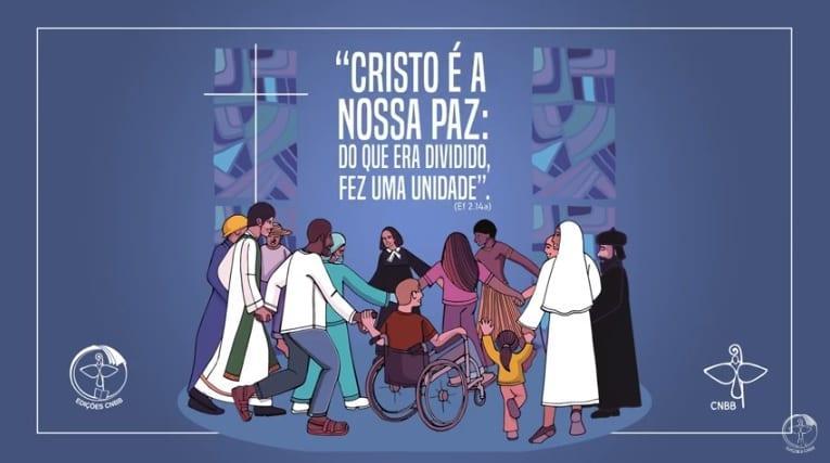 Campanha da Fraternidade Ecumênica tem como tema 'Cristo é nossa paz'