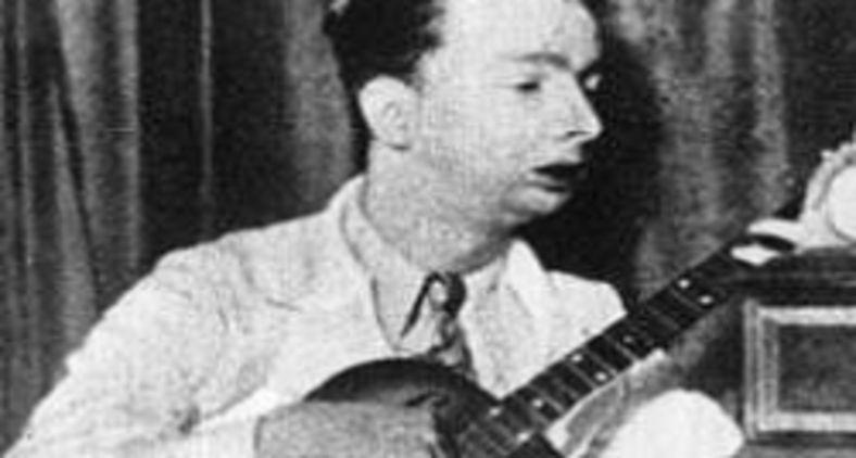 O cantor e compositor Noel Rosa (Reprodução)
