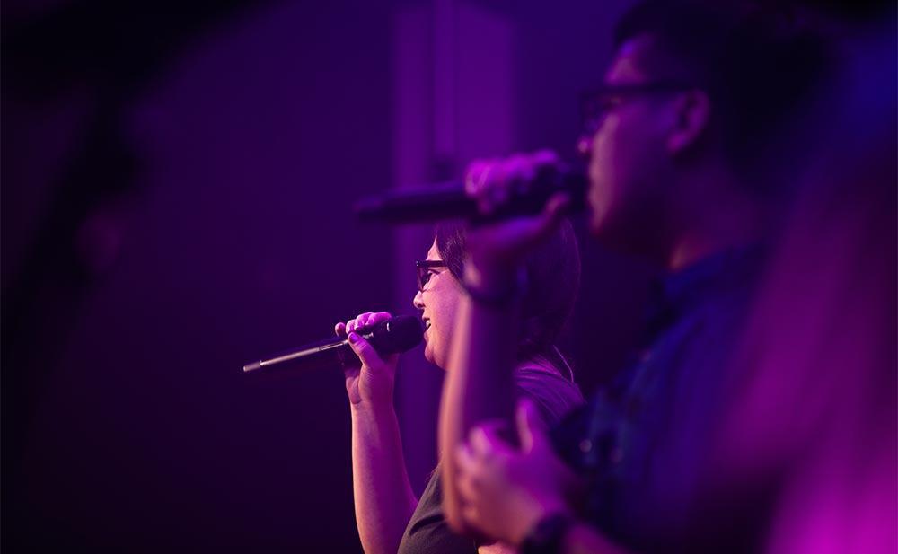 Resgaste da leveza da fé através da palavra e da música ressignifica a centralidade do amor divino nessa pandemia