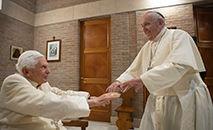 O pontificado de Bento XVI encerrou-se na noite de 28 de fevereiro de 2013 (Vatican News)