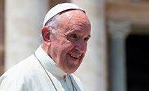 Papa concedeu entrevista sobre sua saúde ao jornalista e médico Nelson Castro (Vatican News)