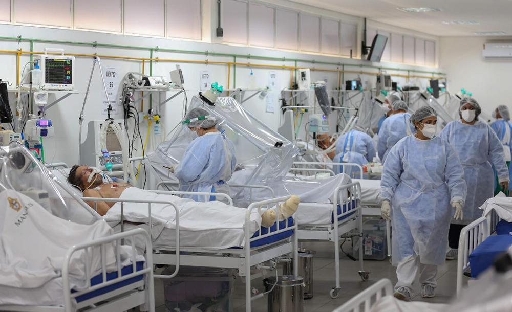 Segundo o governo, tem crescido o número de pacientes entre 30 e 50 anos, sem doença prévia