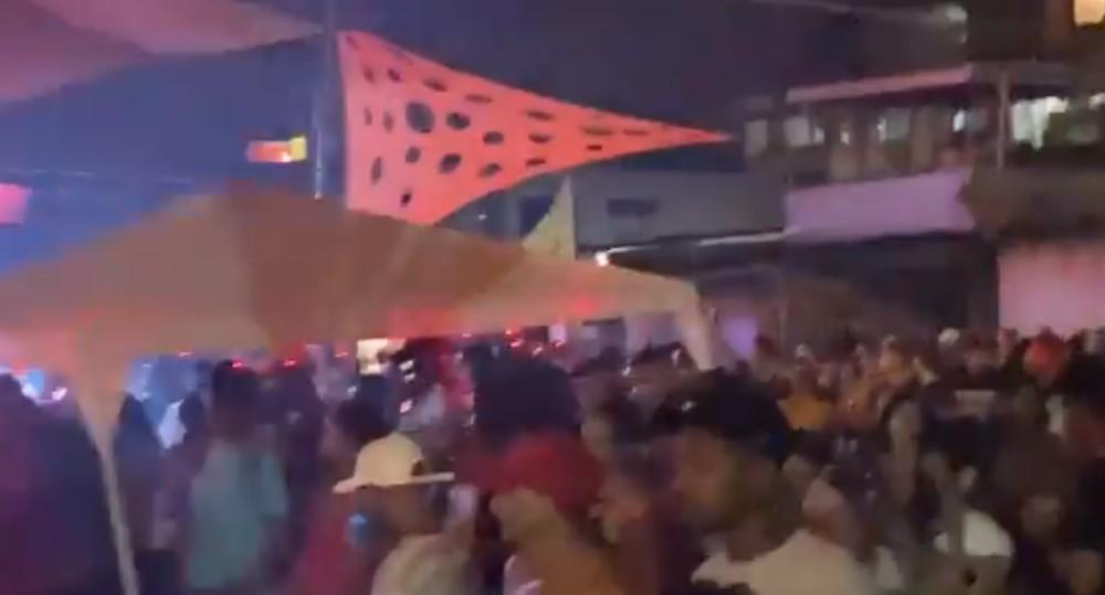 Baile realizado na comunidade da Pedreira reuniu milhares de pessoas