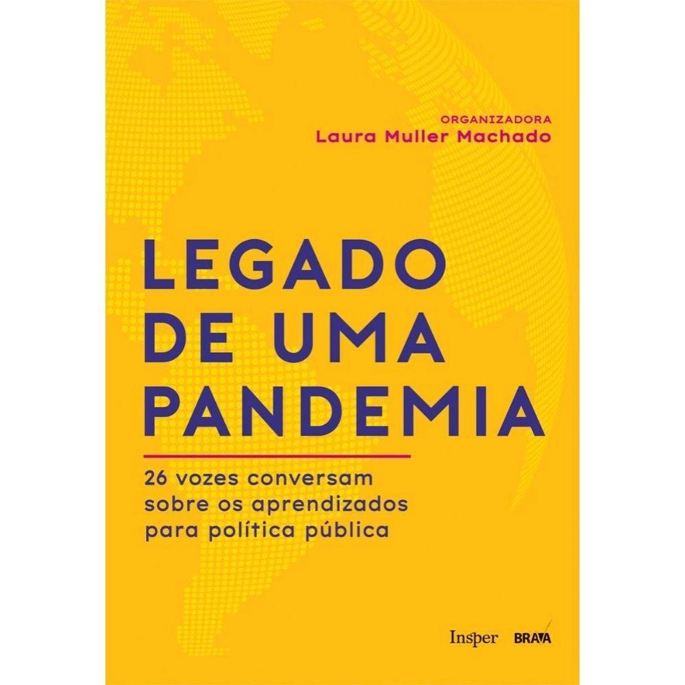 Livro 'Legado de uma pandemia'