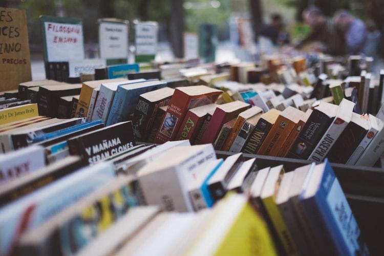 Nunca entraram numa 'loja' de livros nem por curiosidade
