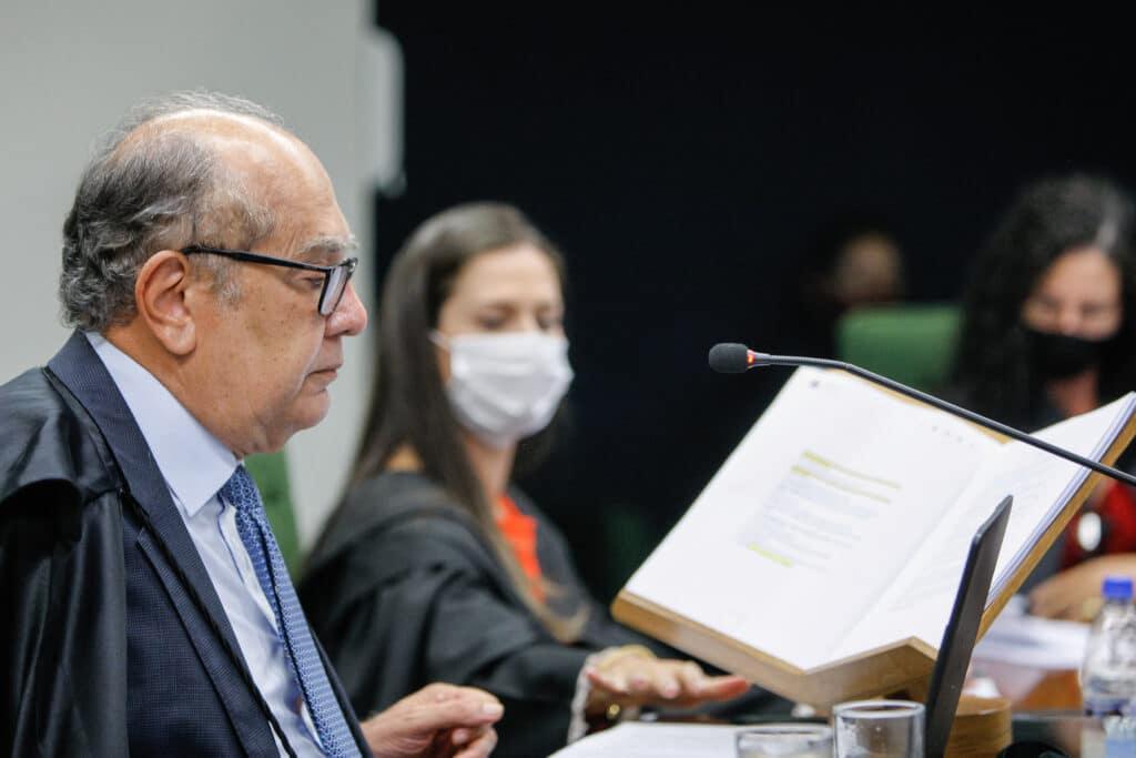 Ministro Gilmar Mendes preside sessão da 2ª turma realizada por videoconferência