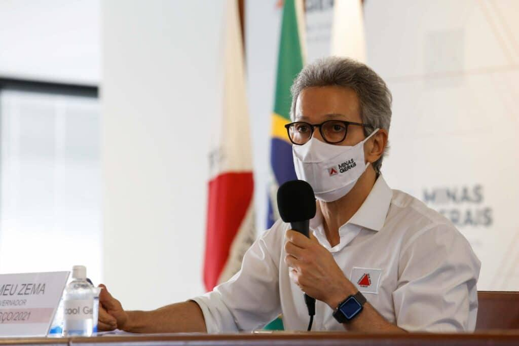Romeu Zema, representante do Novo mais velho que há no Brasil