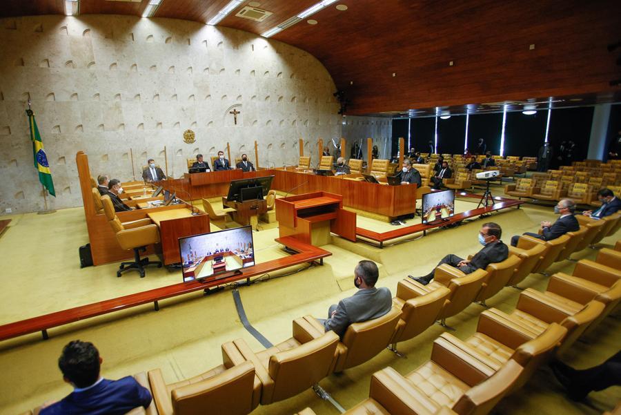 Supremo recebeu vários processos sobre a Lei de Segurança Nacional