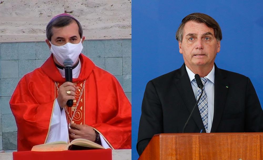 Bispo auxiliar de Belo Horizonte fez até uma 'oração pela pandemia' que inclui o impeachment de Bolsonaro
