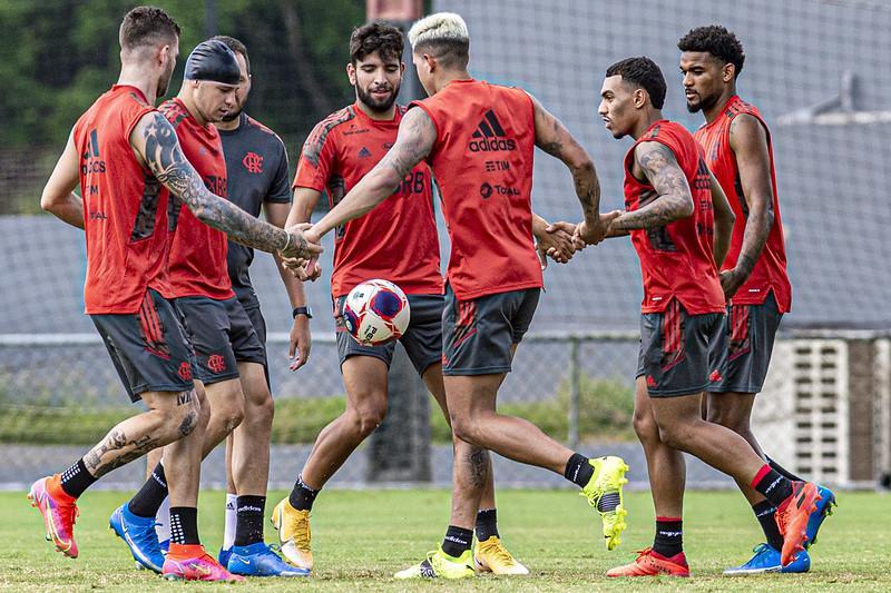 Flamengo é o vice-líder do Campeonato Carioca, atrás do Volta Redonda