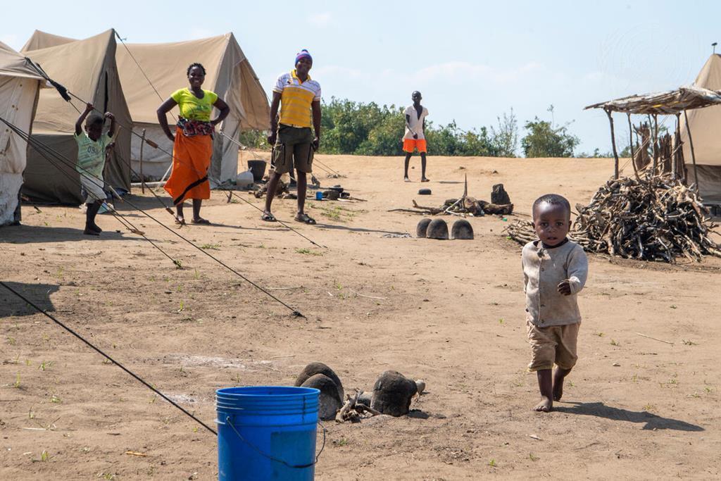 No final de 2020 registavam-se, em Cabo Delgado, mais de 670 mil deslocados e mais de dois mil mortos