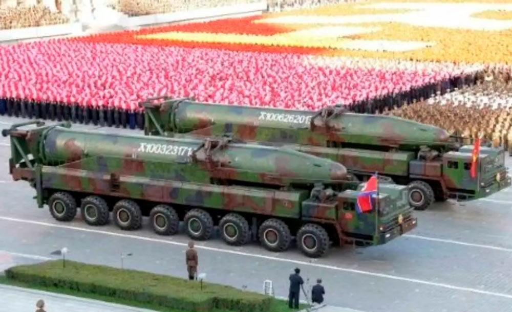 Regime mais fechado do mundo possui armas nucleares e teste é provocação para negociação