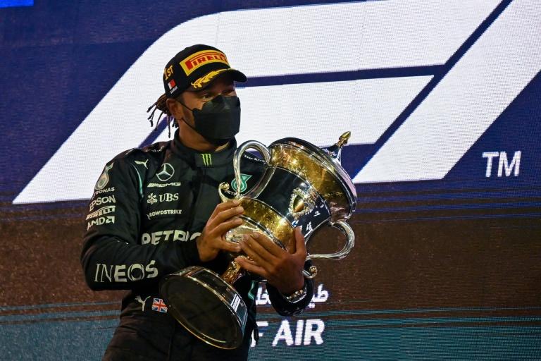Lewis Hamilton vence o GP do Bahrein, primeira prova da F1 em 2021