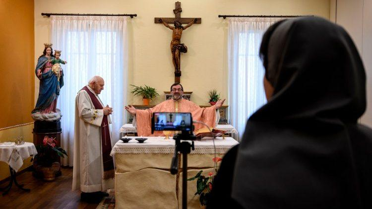 A ânsia por ritos sempre mediados por um presbítero pode designar clericalismo ou outra deficiência na formação eclesial e espiritual