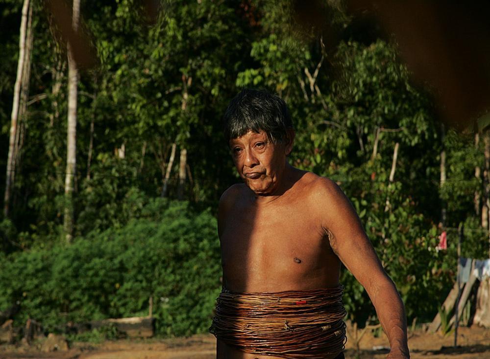 Líder indígena Aruká Juma morreu de Covid-19 no dia 17 de março em Porto Velho, RO