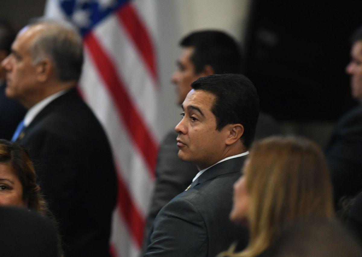 Juan Antonio 'Tony' Hernández, irmão do presidente de Honduras