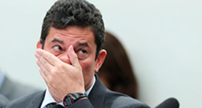 STF declarou o ex-juiz Sérgio Moro parcial (Lula Marques)