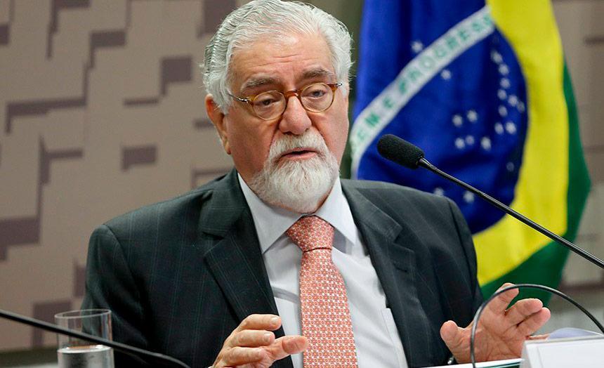 Para Lafer, Brasil imenso capital político construído ao longo de décadas