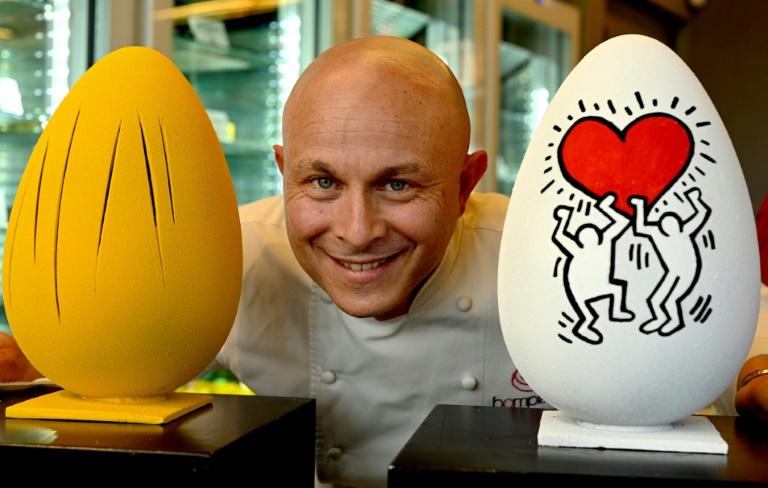 O chef confeiteiro Walter Musco