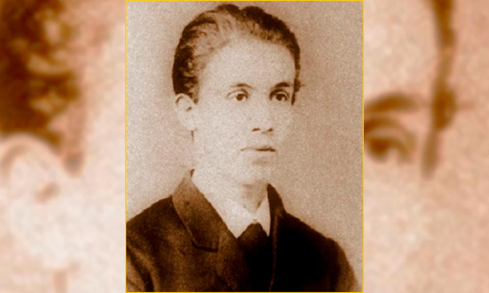 Foto de Cesário Verde em 1880