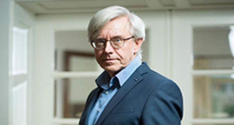 Paul van Tongeren mora em Nijmegen, onde foi professor (Merlijn Doomernik)