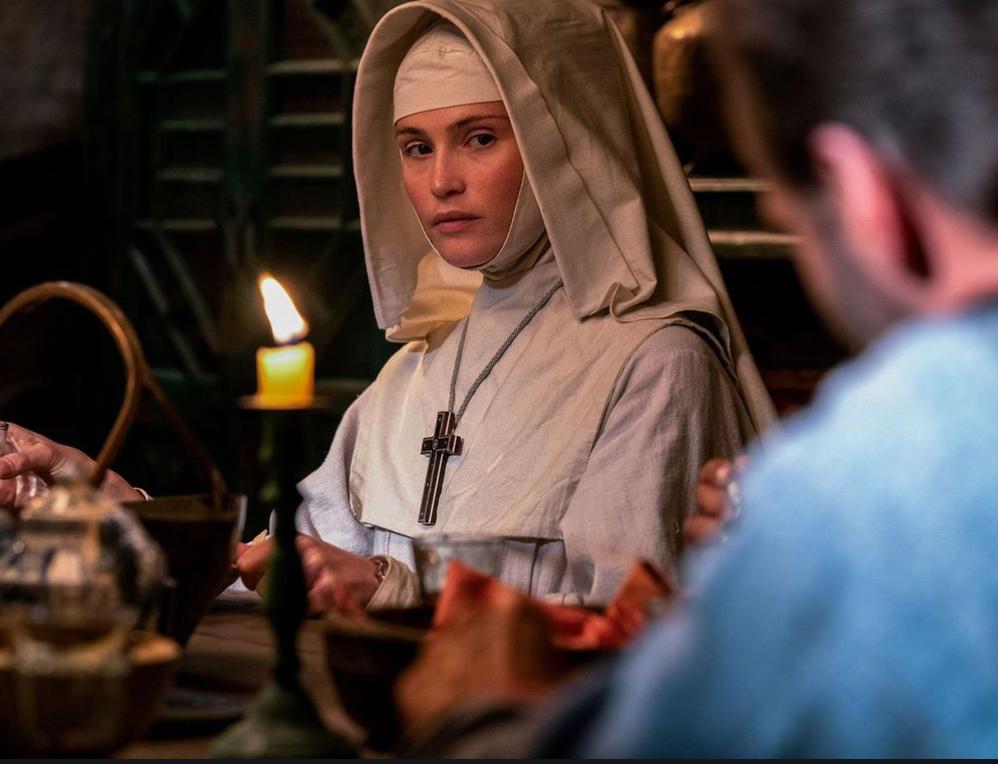 Gemma Arterton como a irmã Clodagh na série da FX 'Black Narcissus'