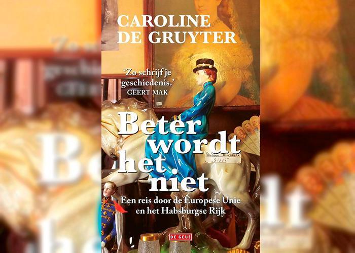 Uma viagem histórica pela União Européia e o império dos Habsburgo, escrita pela jornalista holandesa, Caroline de Gruyter