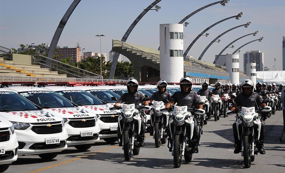 Em São Paulo, a PM tenta identificar o centro difusor dos ataques à corporação que buscam minar a disciplina da tropa