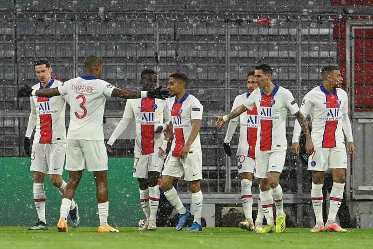 PSG buscou importante vitória fora de casa