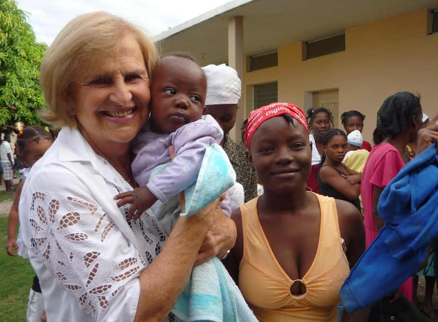 Dra. Zilda Arns, fundadora da Pastoral da Criança