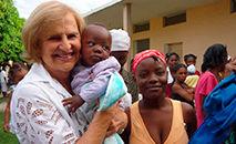Dra. Zilda Arns, fundadora da Pastoral da Criança (Pastoral da Criança/Acervo do Museu da Vida)