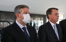 Bolsonaro paga o preço por ter se aliado ao Centrão (Marcos Corrêa/PR)