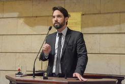 Doutor Jairinho na Câmara Municipal do Rio de Janeiro (Renan Olaz/CMRJ)