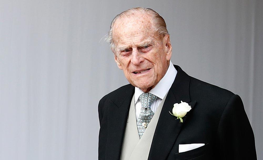 Sua morte foi anunciada pelo Palácio de Buckingham, que disse ?que ele faleceu pacificamente?.
