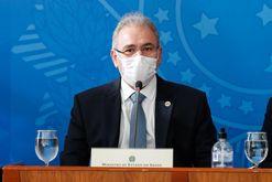 Ministro Marcelo Queiroga é responsável pela vacinação no Brasil (Alan Santos/PR)
