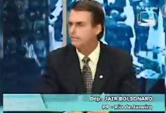 Entrevista do então deputado Bolsonaro mostra posição diferente do presidente (Reprodução TV Câmara)