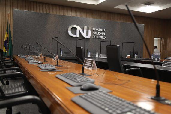 Plenário do Conselho Nacional de Justiça