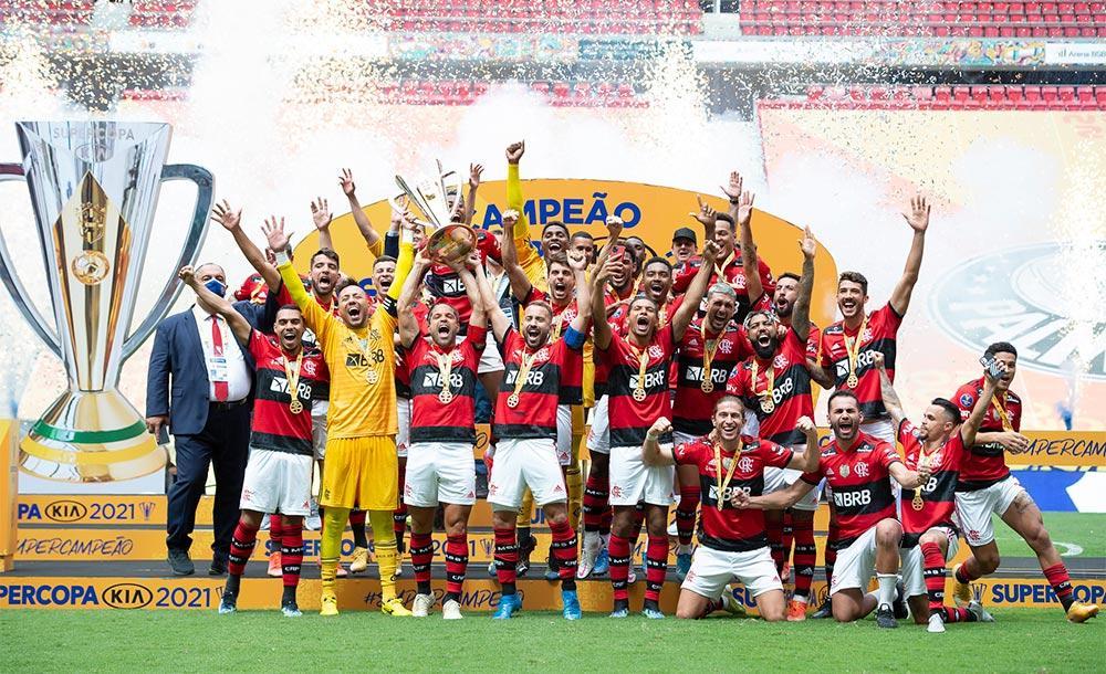 Os cariocas conquistaram o bicampeonato da competição