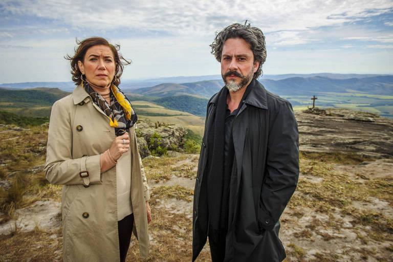 Elenco da novela também conta com Lilia Cabral