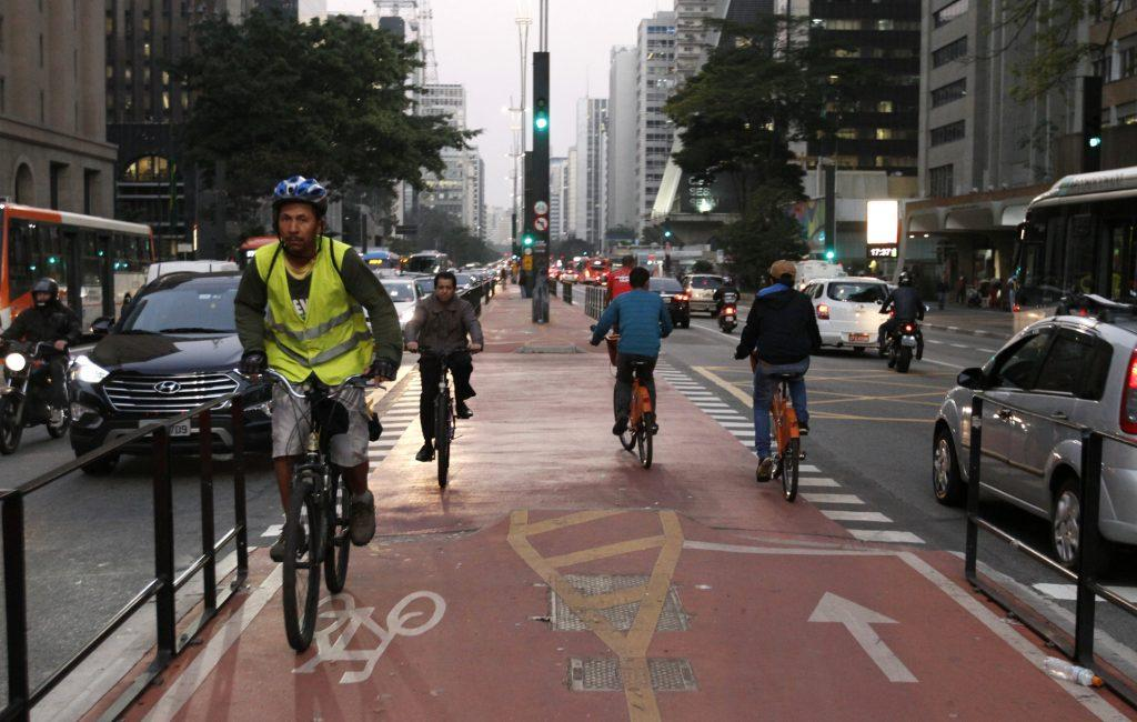 Dados mostram crescimento de 22,8% nas passagens de bicicleta no primeiro trimestre deste ano