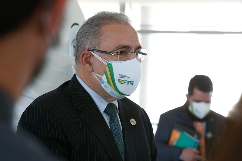 Ministro Marcelo Queiroga terá que resolver impasse